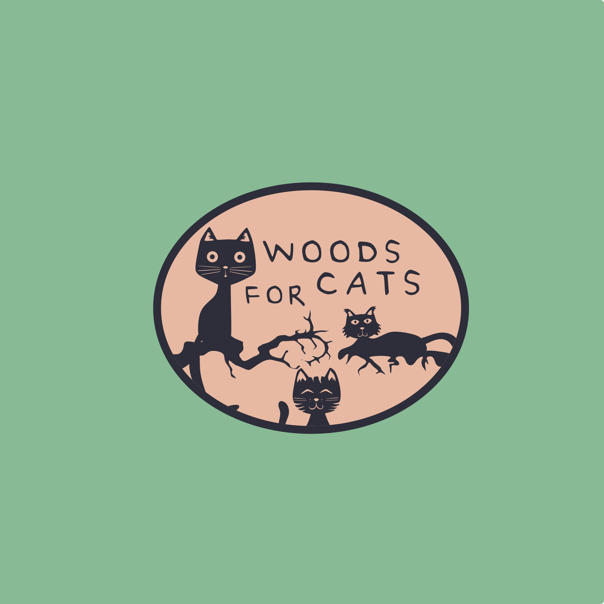 any cool-cats out there to make a logo for wood-for-cats?