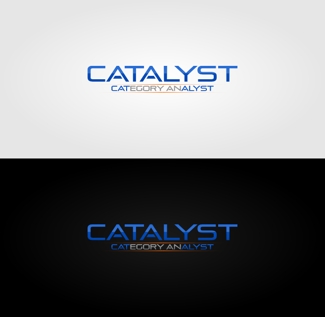 """Catalyst (""""Category Analyst"""" - See Below) needs a new logo"""