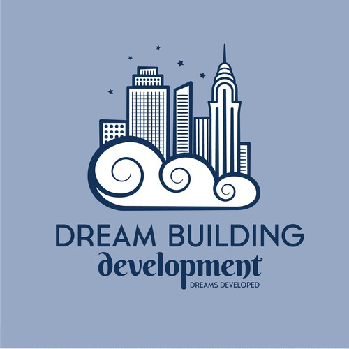 Dream Building Development logo design