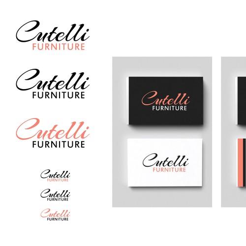 Elegant logo for Furniture company.