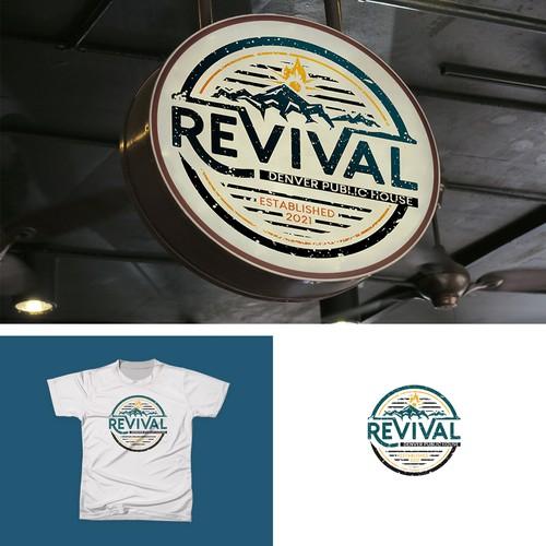 Design vibrant logo for southern restaurant in Denver.