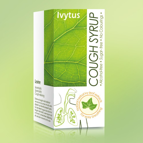 Ivy Leaf Cough Syrup