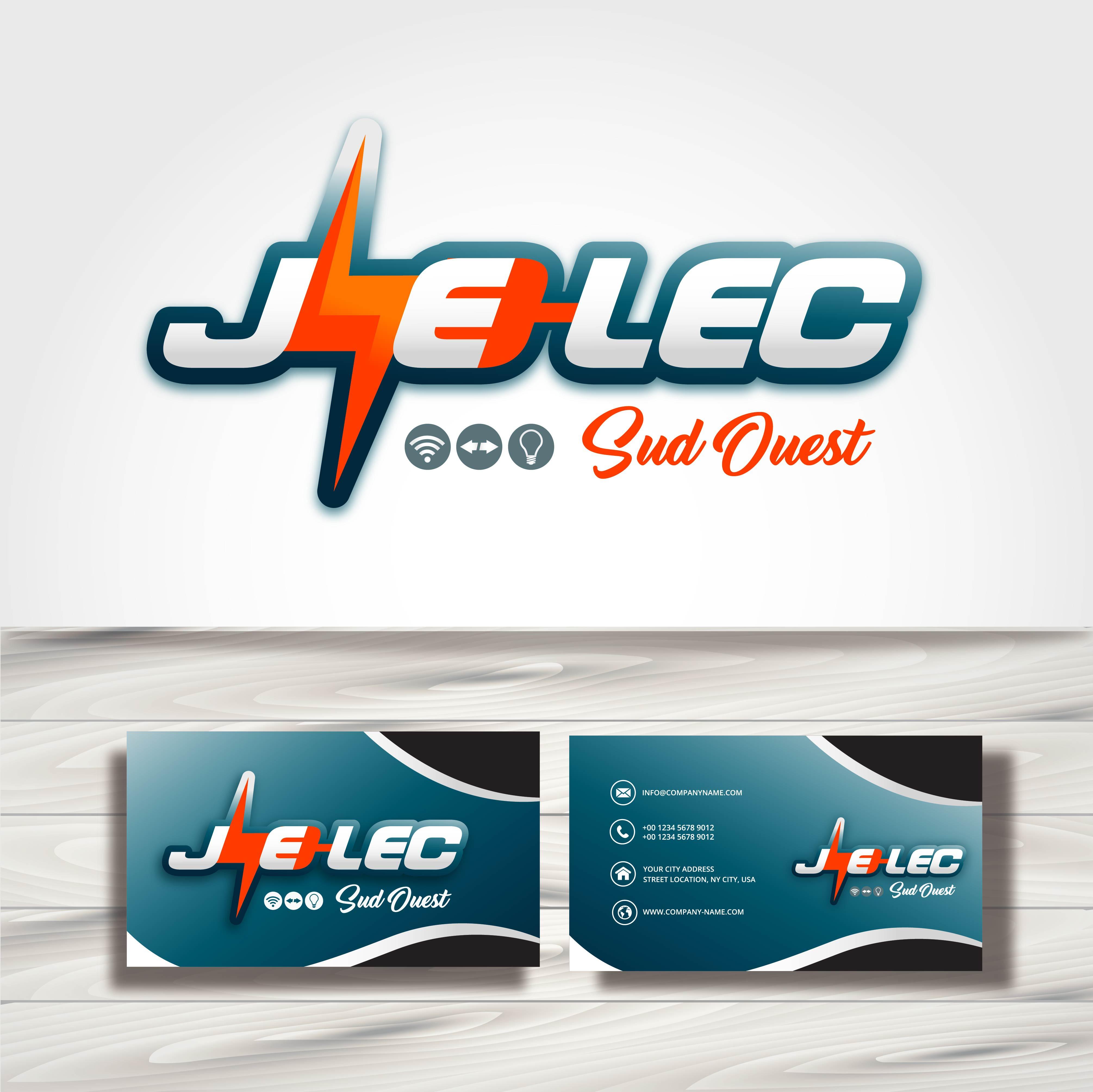 Créer un logo qui marque les esprits pour J ELEC