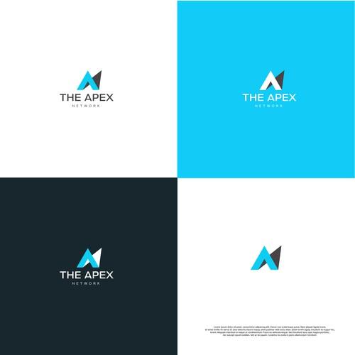 logo concept for the apex