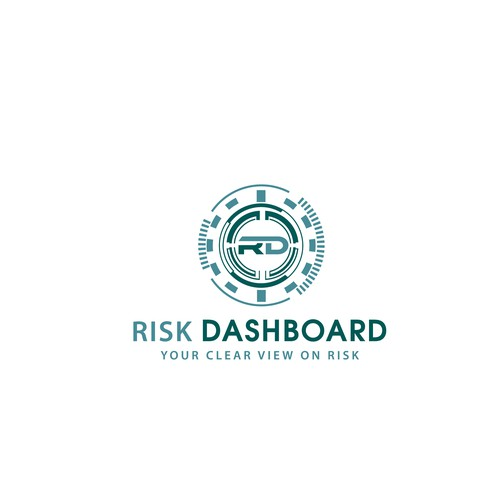 "Logo Design For ""Risk Dashboard"""