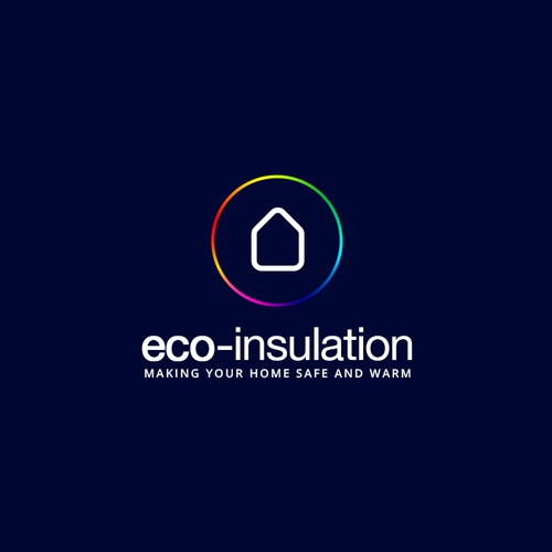 Iconic Design for Home Insulation Business In the UK