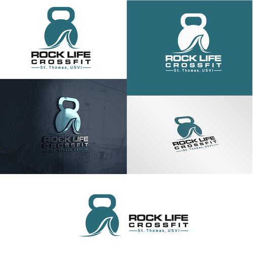 logo for a crossfit training company