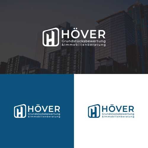 Hover Logo Design