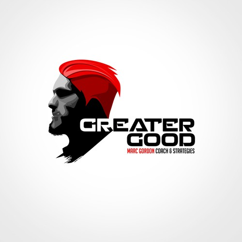 Greater Good logo concept
