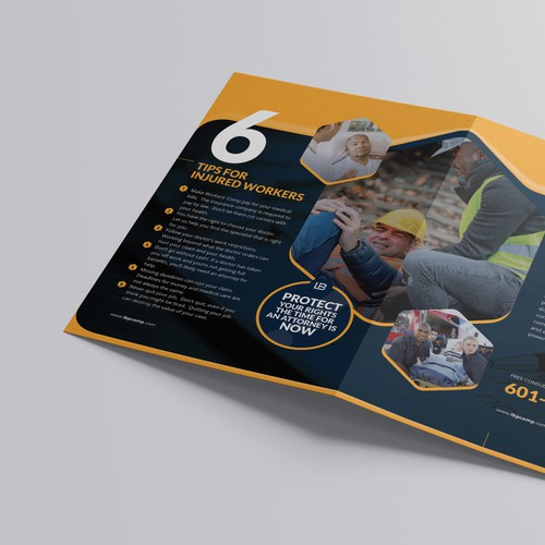 Brochure Design for Consulting Agency