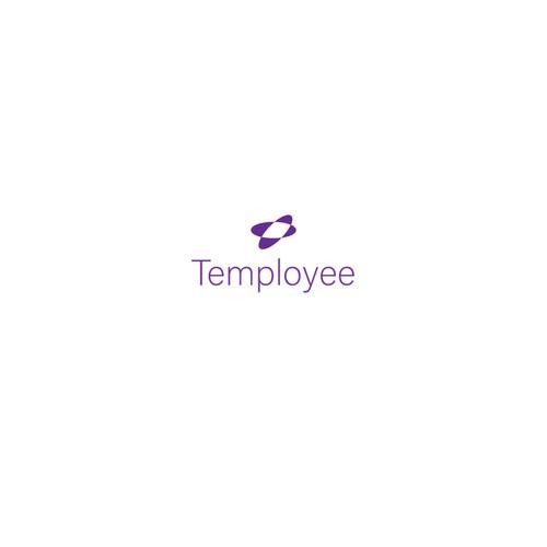 Orbit logo concept for temployee