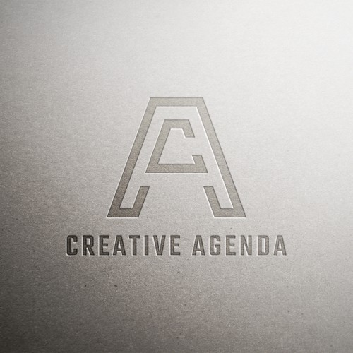 Logo for Creative Agenda