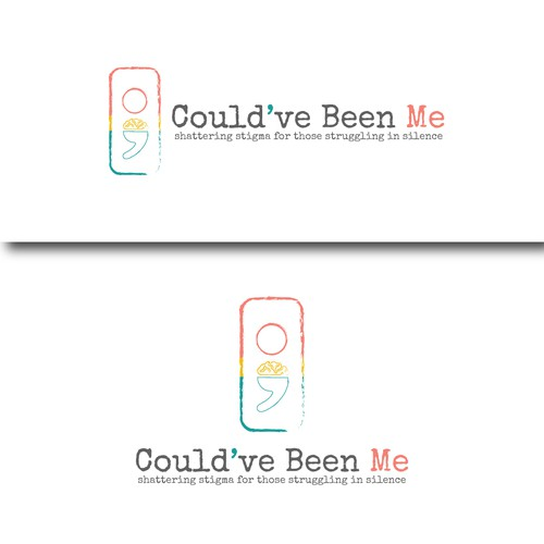 """Design for """"Could've been me"""""""