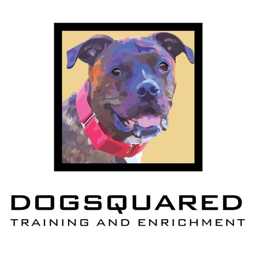 Logo for a Dog Trainner