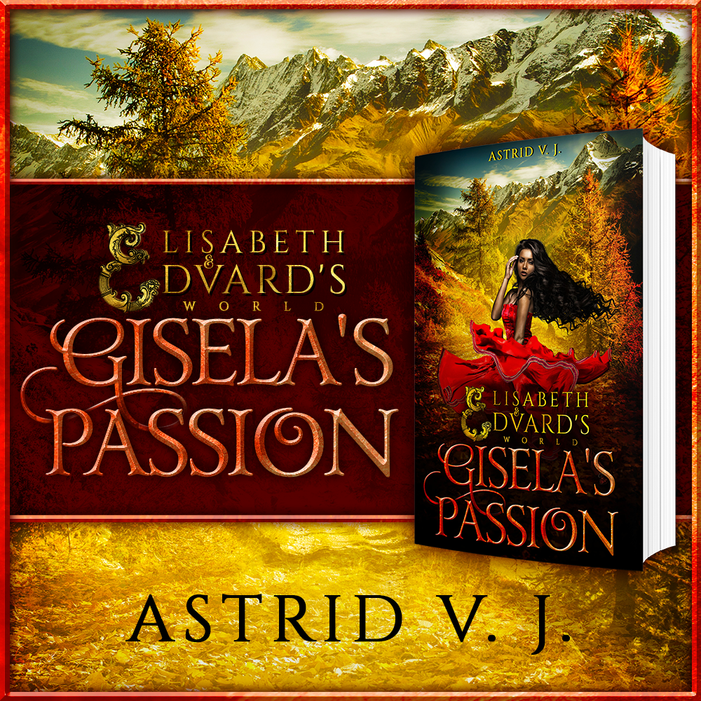 Gisela's Passion book cover