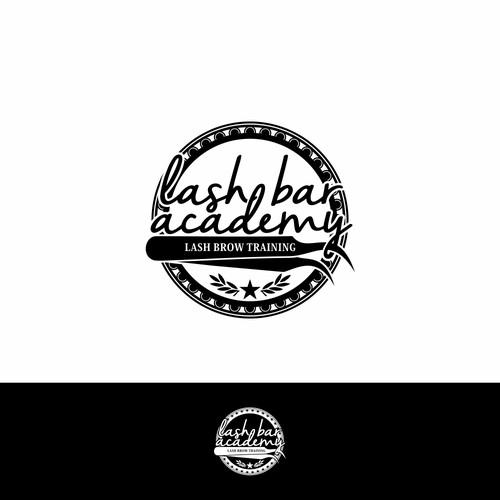 Lash Bar Academy Logo
