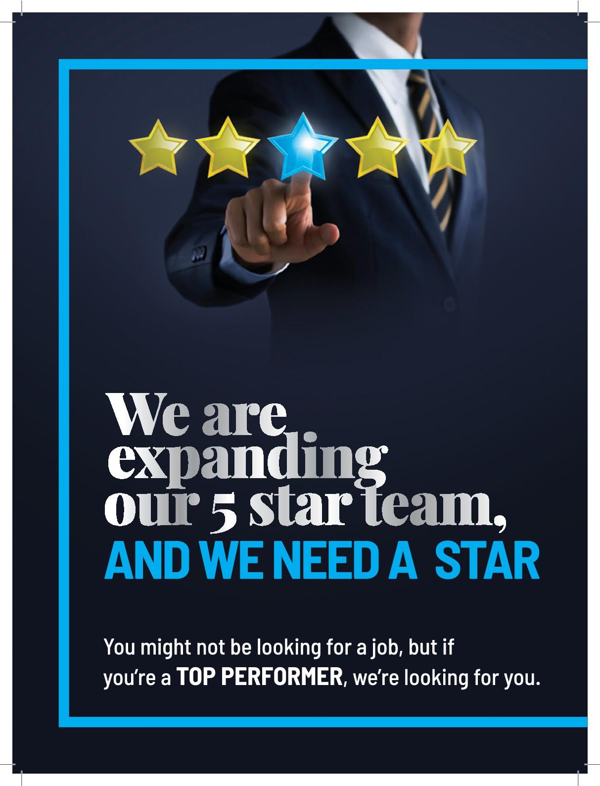 Recruiting Advertisement