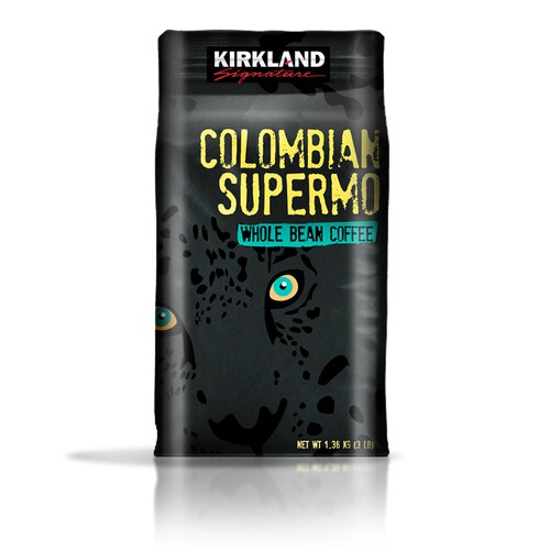 Colombian Coffee whole bean