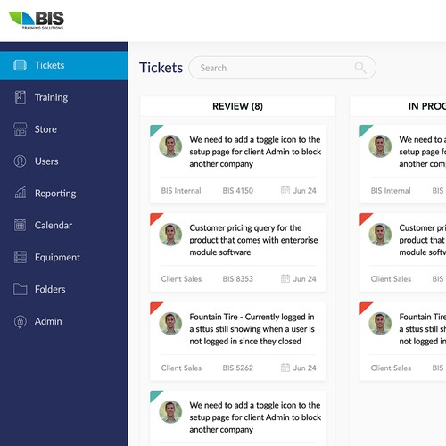 BIS feature enhancement