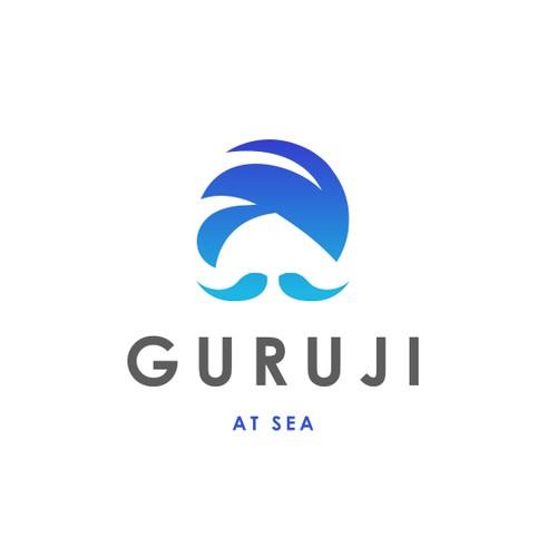 Guruji at Sea