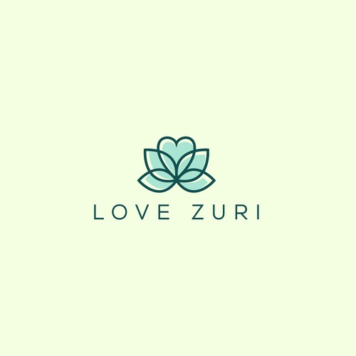 Logo Concept for Love Zuri