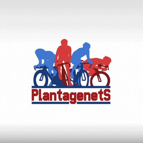 Cycling event logo