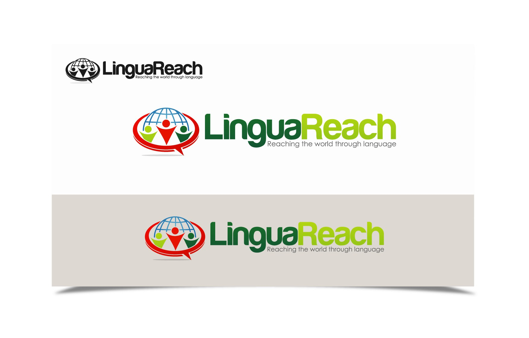 New logo wanted for Linguareach