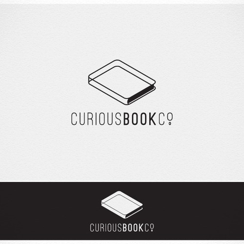 Curious Book Co. needs a new logo