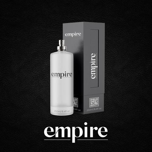 Perfume logo design