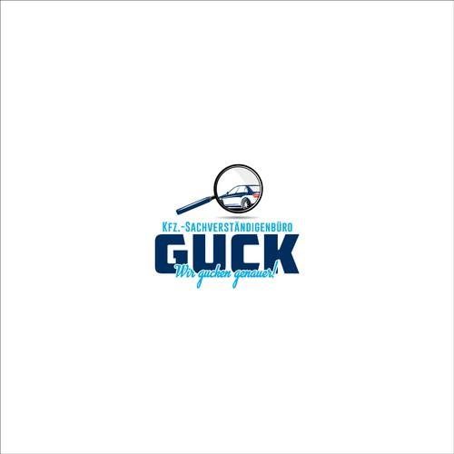 Logo for Car expert office Guck