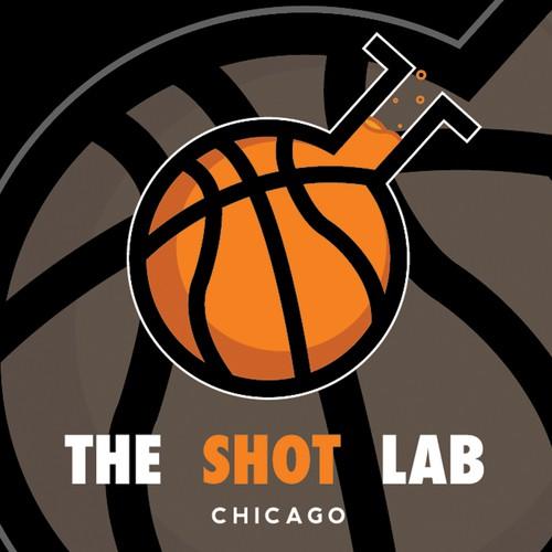 Logo For Basketball Training Facility