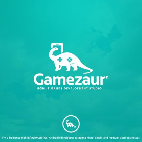 Gamezaur  |  LOGO  |  Mobile Games Development Studio