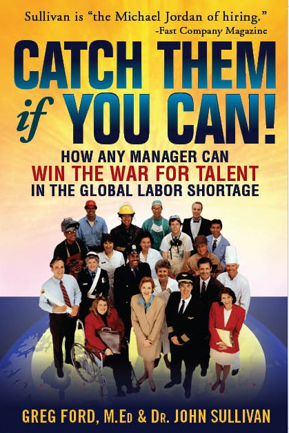 Create the next book or magazine cover for Talent Spring Management