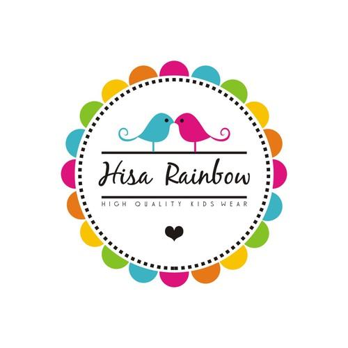 Hisa Rainbow logo