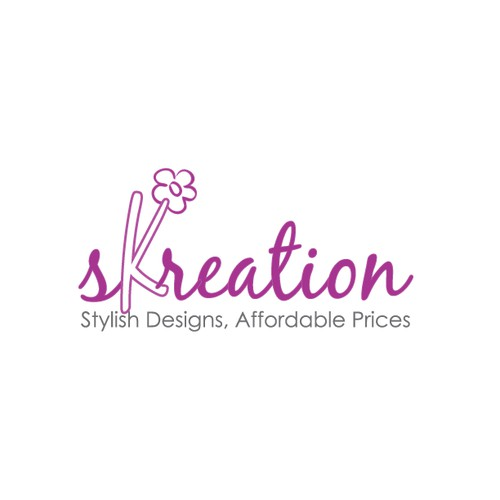 Create company logo for website, symbolize fashion industry.