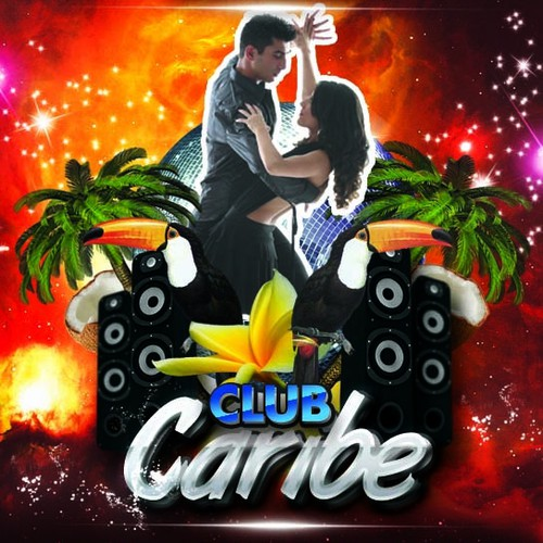 Club Caribe needs a new postcard or flyer