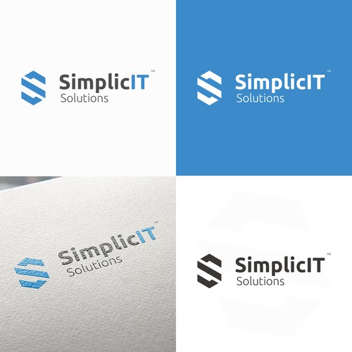 Logo concept for SimplicIT