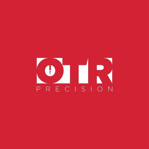 OTR Precision Logo Concept