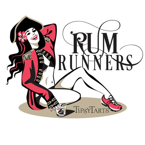 rum runners tshirt