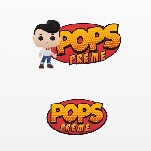 Logo for POPS PREME