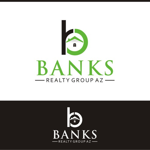 Banks Realty Group Logo