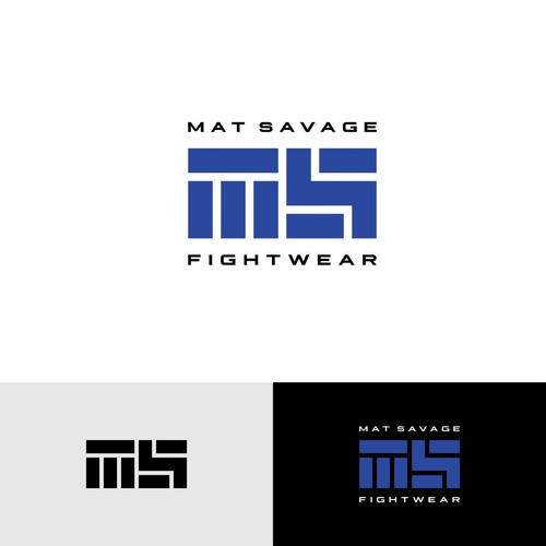 Logo for a brazillian fightwear