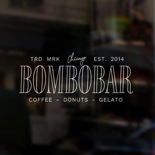Bombobar Logo Concept