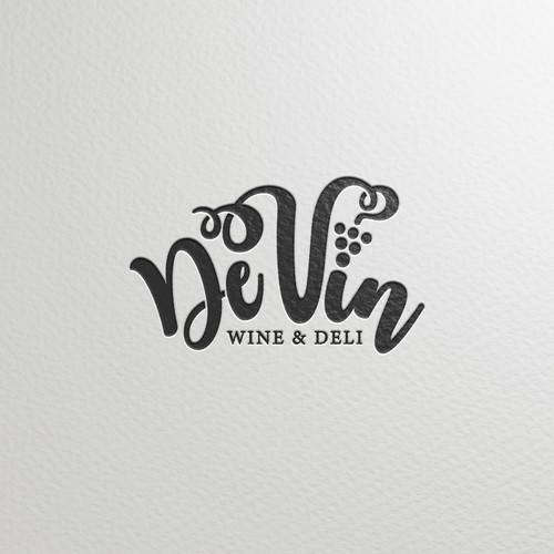 Logo for De Vin
