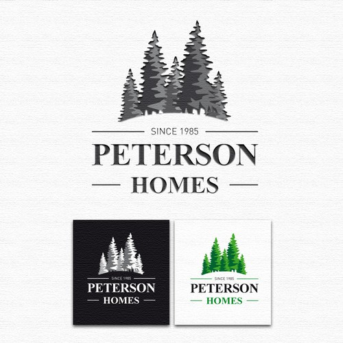 Peterson Homes Logo