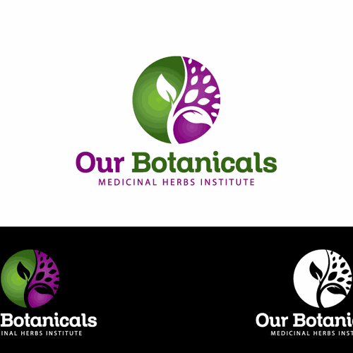 Help Our Botanicals with a new logo