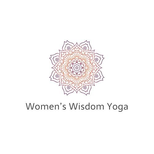 Mandala Logo Design