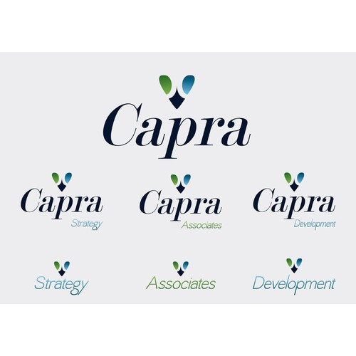 Create the next logo for Capra
