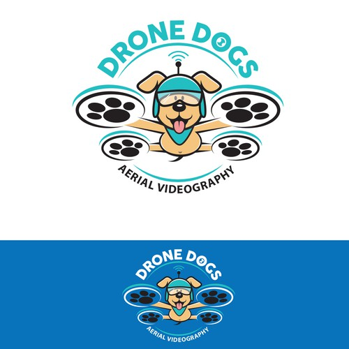DRONE DOGS
