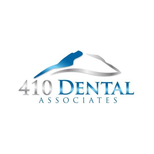 Create a winning logo for 410 Dental Associates